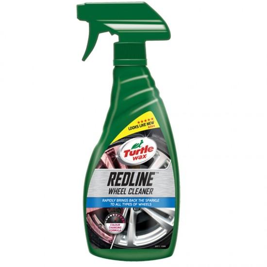 Redline Wheel Cleaner 500 ml - Auto kozmetika Turtle Wax (najpovoljnije cene www.silverauto.rs)