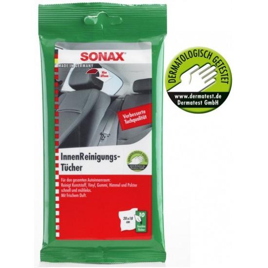 Sonax Maramice za čišćenje plastičnih površina - Auto kozmetika Sonax (najpovoljnije cene www.silverauto.rs)