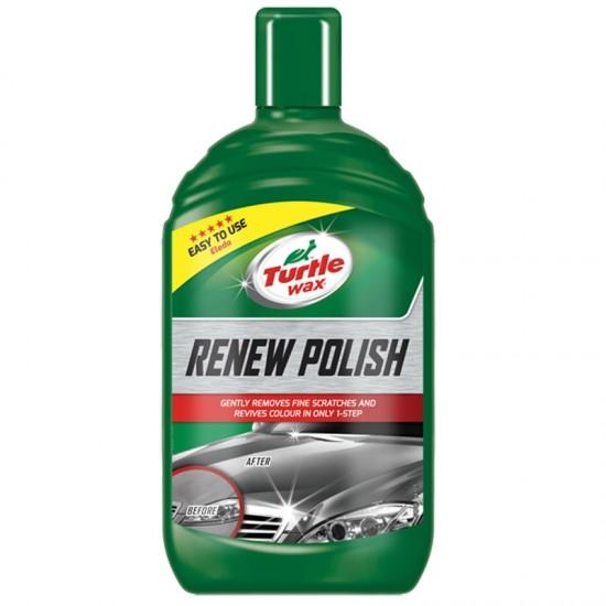 Renew Polish 500 ml - Auto kozmetika Turtle Wax (najpovoljnije cene www.silverauto.rs)