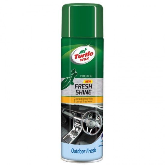 Fresh Shine Outdoor, 500 ml - Auto kozmetika Turtle Wax (najpovoljnije cene www.silverauto.rs)