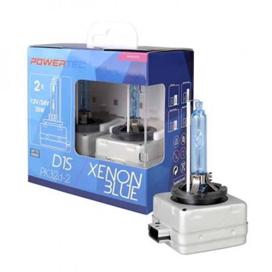 Auto sijalice M-tech D1S Xenon Blue  cena za dve sijalice - Xenon sijalice (najpovoljnije cene www.silverauto.rs)