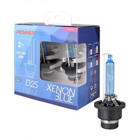 Auto sijalice M-tech D2S Xenon Blue cena za dve sijalice - Xenon sijalice (najpovoljnije cene www.silverauto.rs)