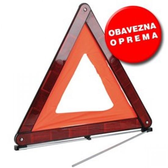 Sigurnosni trougao EU - Obavezna auto oprema (najpovoljnije cene www.silverauto.rs)